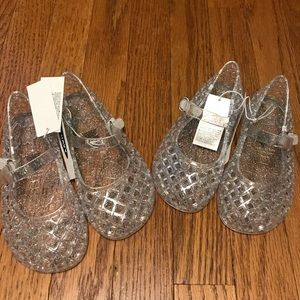 """Old Navy """"Smelly"""" Jelly Sandals NWT 🍓⭐️🍓⭐️"""